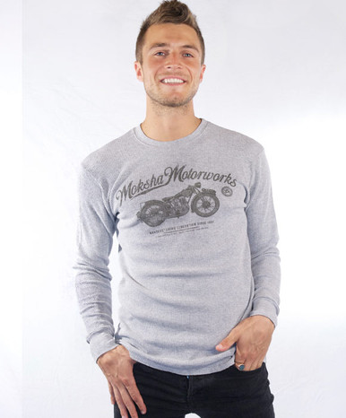 moksha thermal t shirt