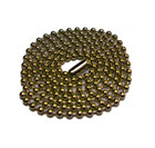 "24"" Brass Ball Chain"