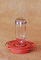 Best-1 Eight Ounce Glass, Bee & Wasp Proof Hummingbird Nectar Bird Feeder