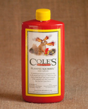 Cole's Flaming Squirrel Seed Sauce