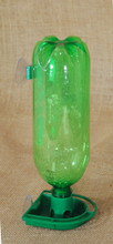 Gadjit Window Bird Feeder Recycled water bottle