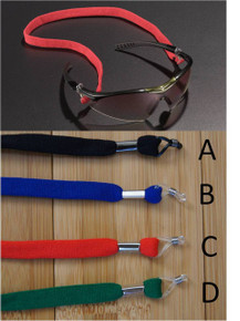 Andevan™ Nylon Sunglasses/Eyeglasses Straps, Cords, holder, retainer #2058
