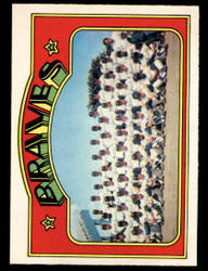 1972 ATLANTA BRAVES TEAM OPC #21 O PEE CHEE NM #3973
