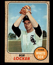 1968 BOB LOCKER OPC #51 O PEE CHEE WHITESOX NM #4816
