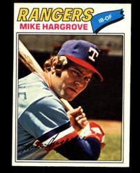 1977 MIKE HARGROVE OPC #35 O PEE CHEE RANGERS NM #2018