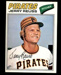 1977 JERRY REUSS OPC #97 O PEE CHEE PIRATES NM #4463