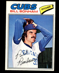 1977 BILL BONHAM OPC #95 O PEE CHEE CUBS NM #4467