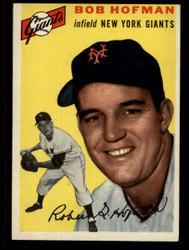 1954 BOB HOFMAN TOPPS #99 GIANTS NM #4794
