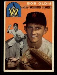 1954 BOB OLDIS TOPPS #91 SENATORS VG #4664