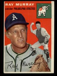 1954 RAY MURRAY TOPPS #49 ATHLETICS EX/EXMT #4613