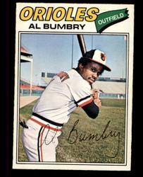 1977 AL BUMBRY OPC #192 O PEE CHEE ORIOLES NM #4766