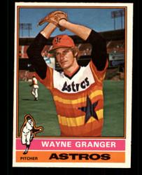 1976 WAYNE GRANGER OPC #516 O PEE CHEE ASTROS NM #5329