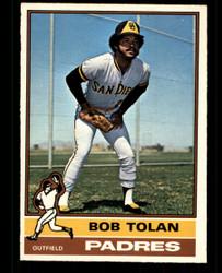 1976 BOB TOLAN OPC #56 O PEE CHEE PADRES NM #4749