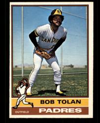 1976 BOB TOLAN OPC #56 O PEE CHEE PADRES NM #4398