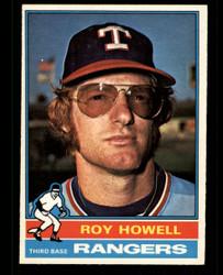 1976 ROY HOWELL OPC #279 O PEE CHEE RANGERS NM #4972