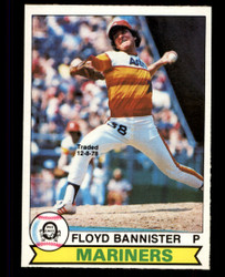 1979 FLOYD BANNISTER OPC #154 MARINERS O PEE CHEE #2402