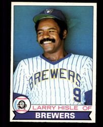 1979 LARRY HISLE OPC #87 BREWERS O PEE CHEE #5005