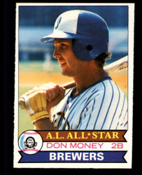 1979 DON MONEY OPC #133 BREWERS O PEE CHEE #5011