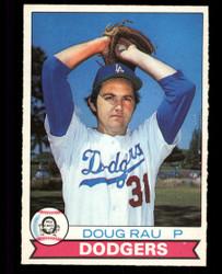 1979 DOUG RAU OPC #178 DODGERS O PEE CHEE #5014