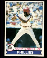 1979 GARRY MADDOX OPC #245 PHILLIES O PEE CHEE #5019