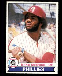 1979 BAKE MCBRIDE OPC #332 PHILLIES O PEE CHEE #5023