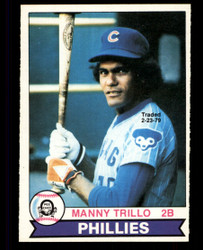 1979 MANNY TRILLO OPC #337 PHILLIES O PEE CHEE #5025