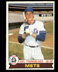 1979 JOEL YOUNGBLOOD OPC #48 METS O PEE CHEE #5037