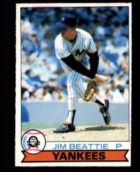 1979 JIM BEATTIE OPC #86 YANKEES O PEE CHEE #5043
