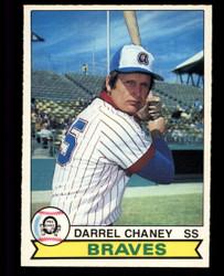 1979 DARREL CHANEY OPC #91 BRAVES O PEE CHEE #5045