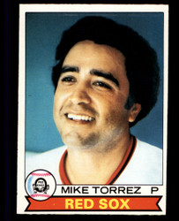 1979 MIKE TORREZ OPC #92 RED SOX O PEE CHEE #5046