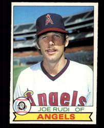 1979 JOE RUDI OPC #134 ANGELS O PEE CHEE #5050