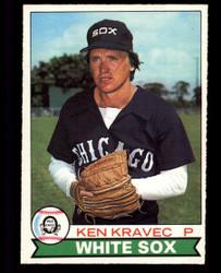 1979 KEN KRAVEC OPC #141 WHITE SOX O PEE CHEE #5052