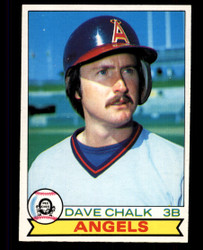1979 DAVE CHALK OPC #362 ANGELS O PEE CHEE #5059