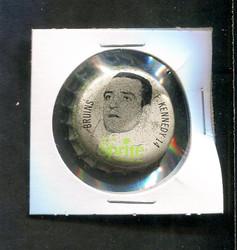 1964 FORBES KENNEDY SPRITE BOTTLE CAP W/CORK BRUINS *R1789