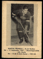 1951 MARTIAL PRUNEAU LAVAL DAIRY #13 QSHL VG #5449