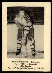 1951 DELPHIS FRANCHE LAVAL DAIRY #27 QSHL FR #5393