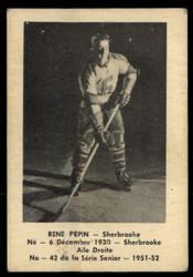 1951 RENE PEPIN LAVAL DAIRY #42 QSHL VG-EX #3731