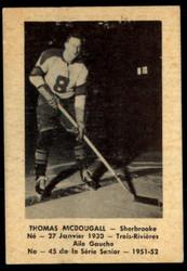1951 THOMAS MCDOUGALL LAVAL DAIRY #45 QSHL EX #5315