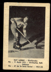1951 GUY LABRIE LAVAL DAIRY #47 QSHL VG-EX #5195