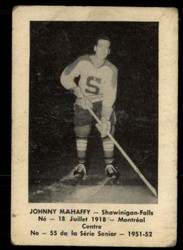 1951 JOHNNY MAHAFFY LAVAL DAIRY #55 QSHL FR #5241