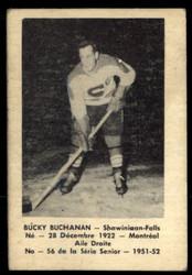 1951 BUCKY BUCHANAN LAVAL DAIRY #56 QSHL VG #5288