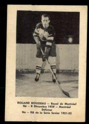 1951 ROLLAND ROUSSEAU LAVAL DAIRY #88 QSHL EX #3131