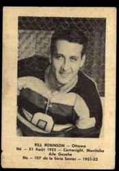 1951 BILL ROBINSON LAVAL DAIRY #107 QSHL VG #5308