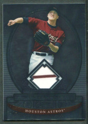 2008 HUNTER PENCE BOWMAN STERLING JERSEY RELIC ASTROS #4809