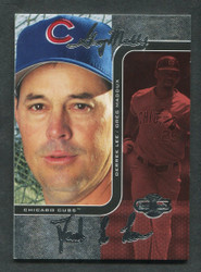 2006 GREG MADDUX TOPPS CO-SIGNERS #/100 CUBS #5722