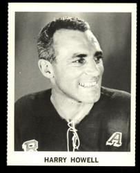 1965 HARRY HOWELL COKE NHL COCA COLA RANGERS