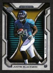 2012 JUSTIN BLACKMON  TOPPS STRATA #125  ROOKIE 12 CARD HOBBY LOT JAGUARS