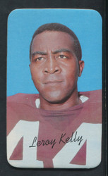1970 LEROY KELLY TOPPS SUPER #8 BROWNS EXMT