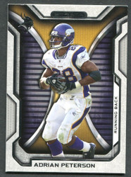 2012 ADRIAN PETERSON TOPPS STRATA #40 16 CT. LOT NM