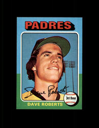 1975 DAVE ROBERTS TOPPS MINI #558 PADRES NM #3855